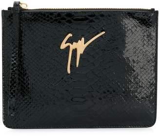 Giuseppe Zanotti Design Mergery clutch