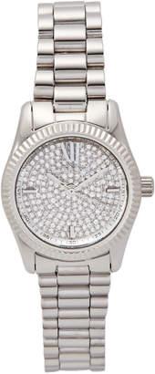 Michael Kors MK3690 Silver-Tone Lexington Watch