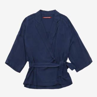 Comptoir des Cotonniers カシュクールシャツ