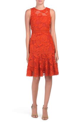Reiss Adia Lace Dress
