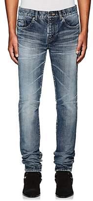 Saint Laurent Men's Skinny Jeans - Md. Blue