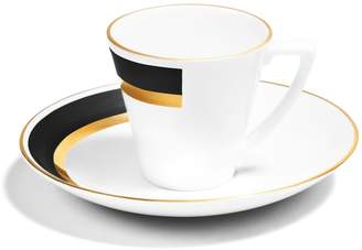 Richard Brendon Arc Espresso Cup & Saucer Set