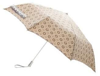 Chanel Coco Umbrella Green Coco Umbrella