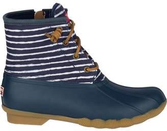 Sperry Saltwater Print Boot - Women's