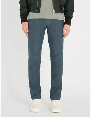 BOSS Slim-fit stretch-cotton chinos