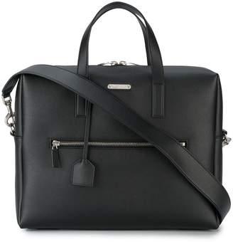 Saint Laurent Shoulder Strap Briefcase