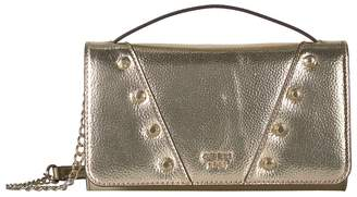 GUESS Kaia Mini Wallet on a String Wallet Handbags