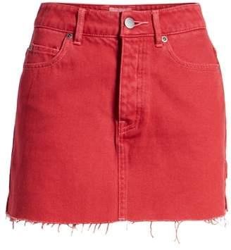 RVCA Hunn Neo Denim Skirt