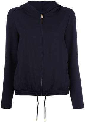 Woolrich zip up hooded jacket $167.22 thestylecure.com