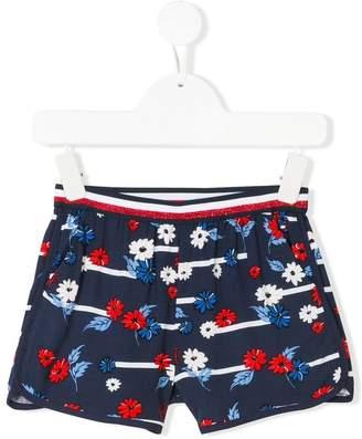 Tommy Hilfiger Junior floral shorts