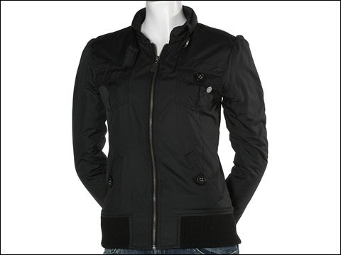 Fox - Chelsea Jacket (Black)