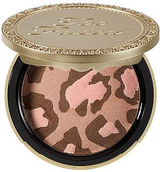 Too Faced Cosmetics Pink Leopard Blushing Bronzer
