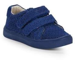 Baby Girl's & Little Girl's Axel Perforated Velcro Sneakers