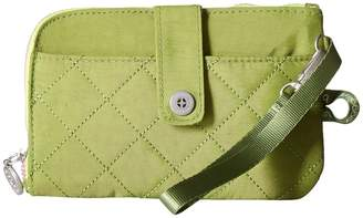 Baggallini RFID Passport Phone Wristlet Wristlet Handbags