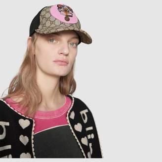 Gucci GG Supreme Bosco baseball hat