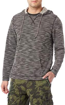 UNIONBAY Men's Long Sleeve French Terry Pullover Hoodie Sweatshirt