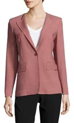 Max Mara Textured Wool Jacket