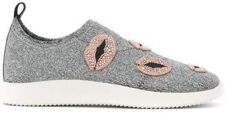 Giuseppe Zanotti Design Alena Bouche sneakers