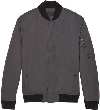 Banana Republic Water-Resistant Lightweight Bomber Jacket