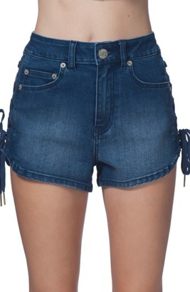 Women's Rip Curl Wildfire Denim Shorts $49.50 thestylecure.com