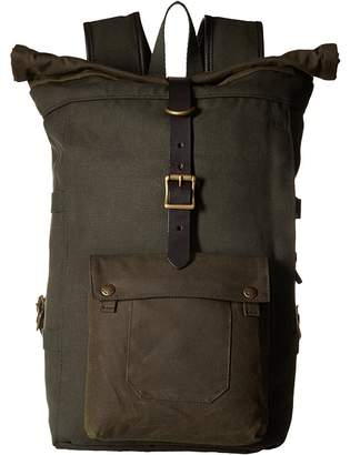 Filson Roll Top Backpack Backpack Bags