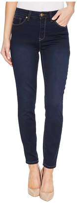 Tribal Five-Pocket Ankle Jegging 28 Dream Jeans in Navy Blast Women's Jeans