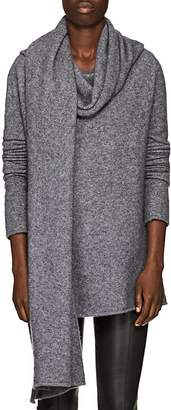 The Row Women's Merriah Cashmere-Blend Scarf-Neck Sweater