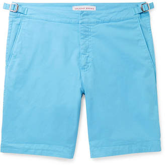 59f0c60fe6 Orlebar Brown Dane Stretch-Cotton Twill Shorts