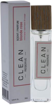 CLEAN Unisex Reserve Blonde Rose 0.34Oz Mini Eau De Parfum Spray