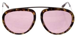 Tom Ford Stacey Aviator Sunglasses