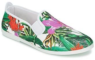Flossy NERJA women's Slip-ons (Shoes) in Multicolour