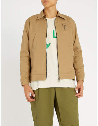 REESE COOPER Patches cotton-drill jacket