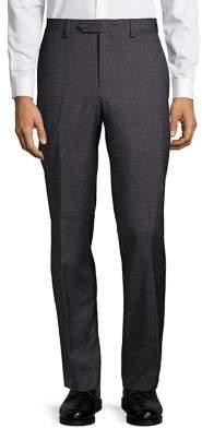 Lauren Ralph Lauren Micro Check Wool Pants