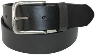 Tommy Hilfiger Men's Oil Tanned Leather 1.5 Inch Bridle Belt