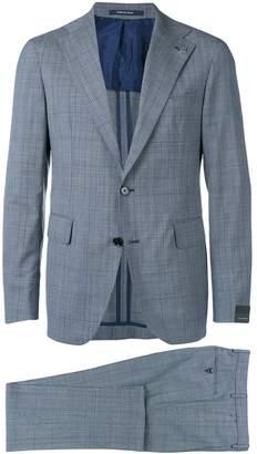 Tagliatore light check suit