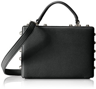 GUESS Hanson Trunk Bag $88 thestylecure.com
