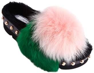Ivy Kirzhner Women's Star Slip-On Sandal