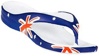 Dawgs Women's Flip Flop Flag Collection