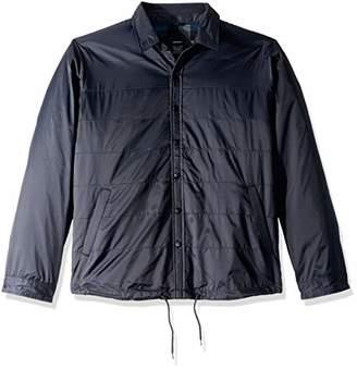 Dickies Men's Modern Fit Nylon Shirt Jacket Big