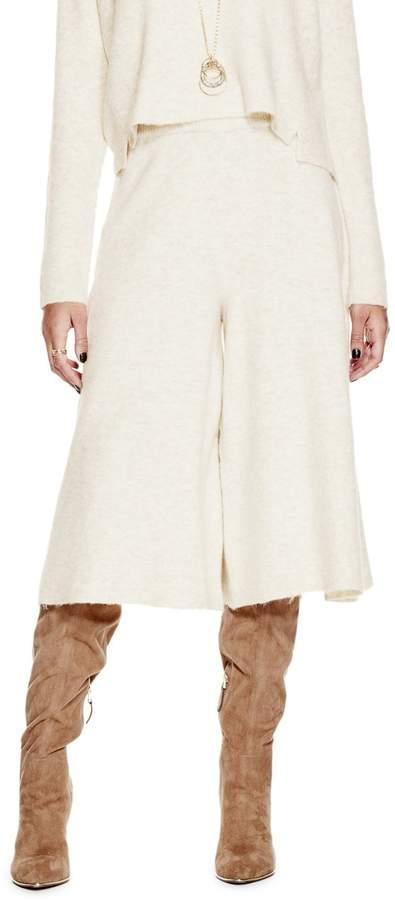 GUESS Women's Naima Sweater Culottes
