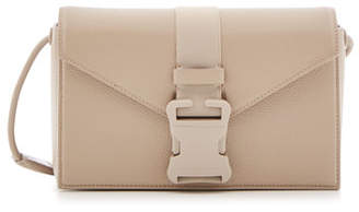Christopher Kane Classic Devine Leather Shoulder Bag