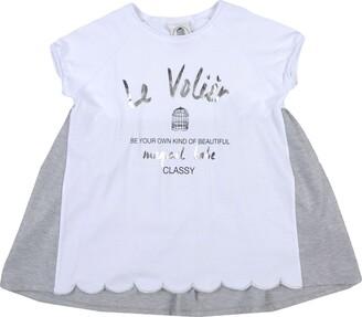 LE VOLIÈRE T-shirts - Item 12163079LS