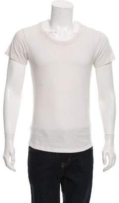John Elliott Basic Short Sleeve Top