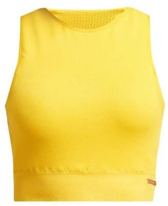 Pepper & Mayne - Saskia Stretch Knit Top - Womens - Yellow