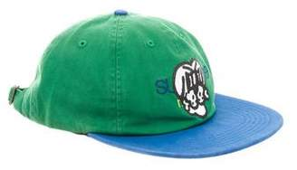 Supreme Bone Classic Logo 6-Panel Hat