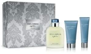 Dolce & Gabbana Light Blue Pour Homme Three-Piece Gift Set