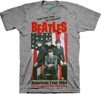 Bravado Men's Beatles 1964 Tour T-Shirt