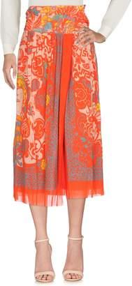 Fuzzi 3/4 length skirts