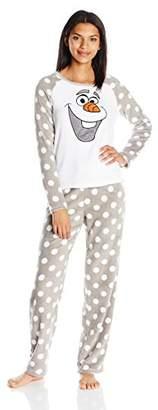Disney Women's Frozen Olaf 2 Pc Set $11.11 thestylecure.com