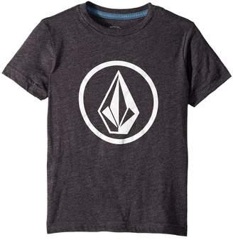 Volcom Circle Stone Short Sleeve Tee Boy's T Shirt